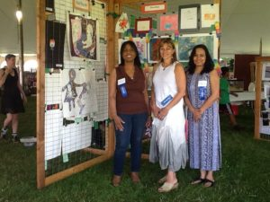 Judging at Morris County 4-H Fair, NJ