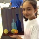 Children/Teens Acrylic Workshop