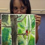 Children/Teen Watercolor Workshop